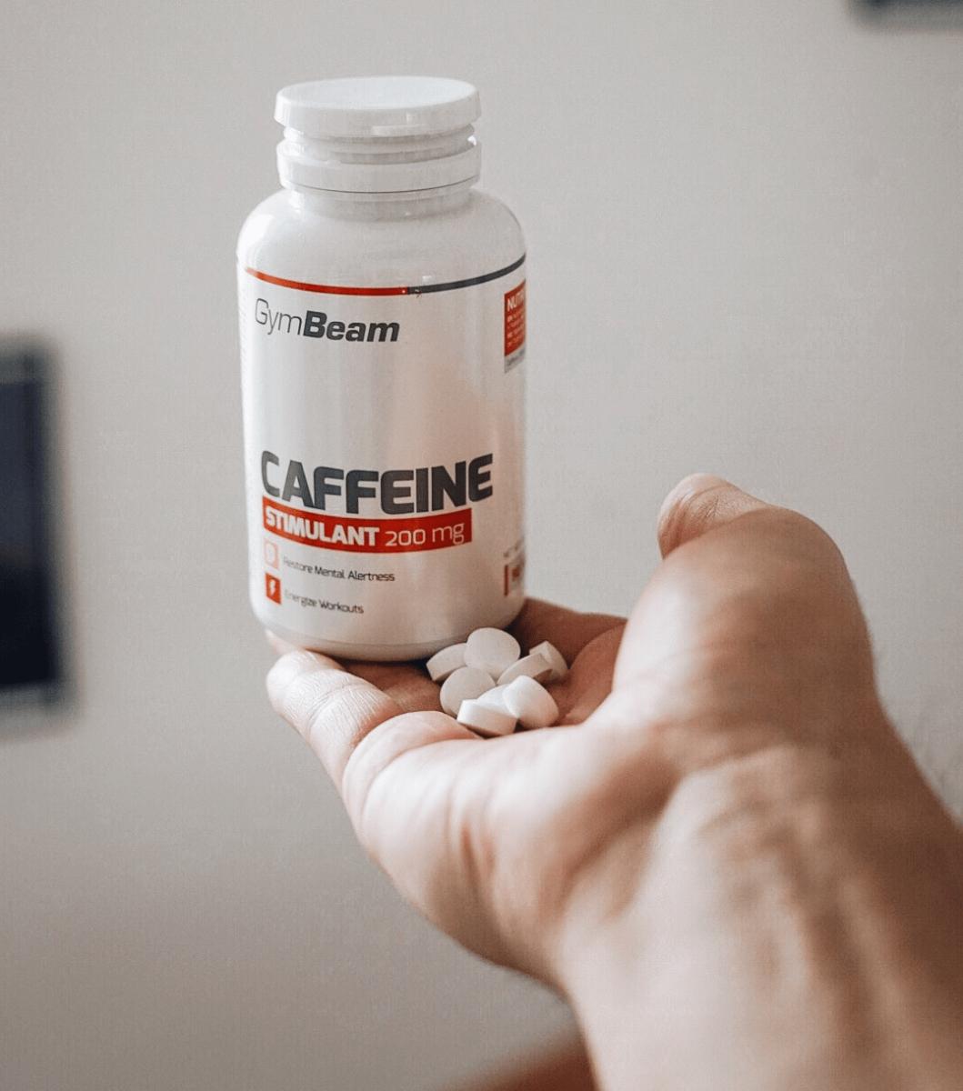 Caffeine 90 tbl - GymBeam