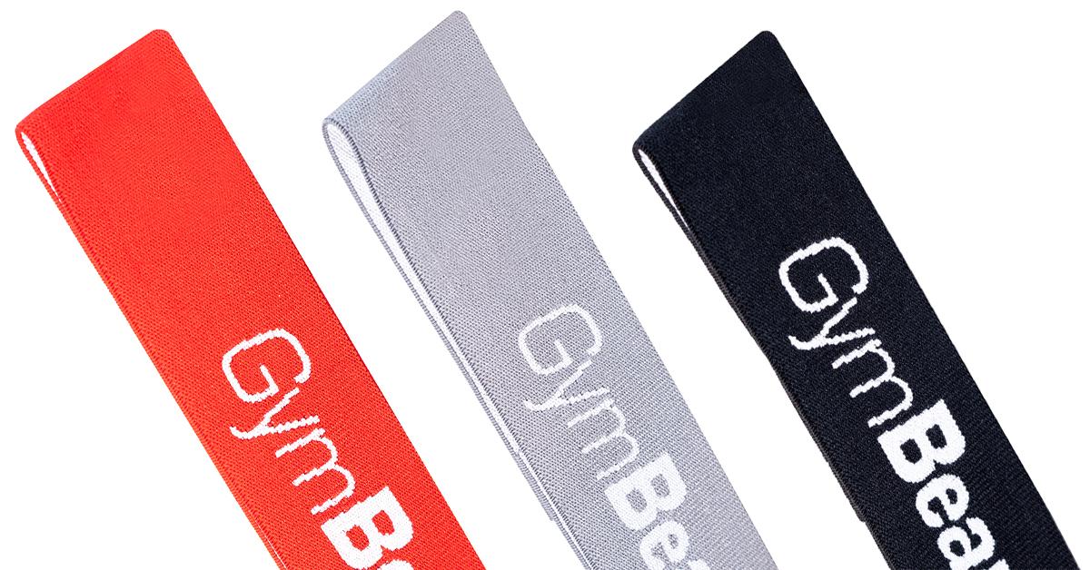 Posilňovacie gumy Loop Band Set - GymBeam