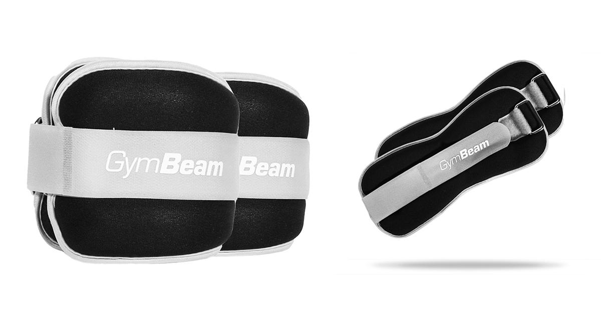 Závažia na zápästia a členky 1 kg - GymBeam