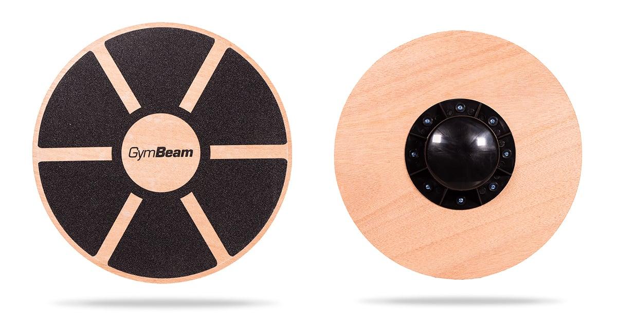 Balančná podložka WoodWork - GymBeam