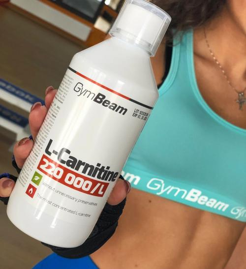 Spaľovač tukov L-Karnitín - GymBeam