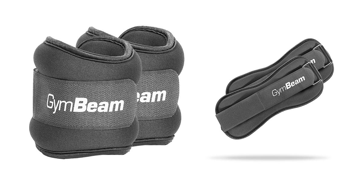 Závažia na zápästia a členky 0,5 kg - GymBeam