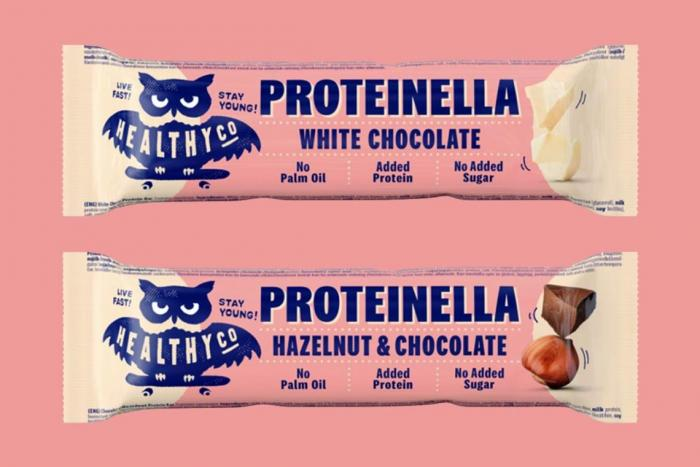 Proteinella bar - HealthyCo