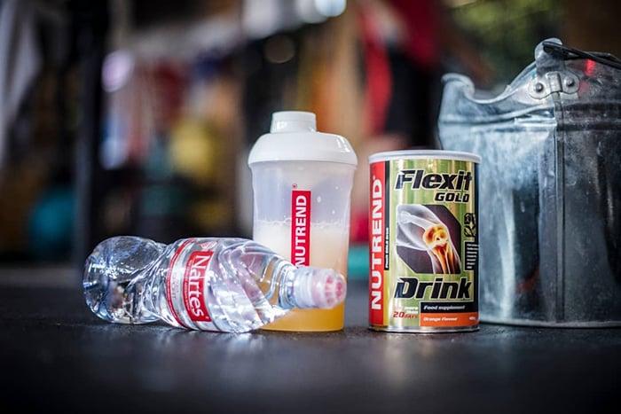 Kĺbová výživa Flexit Gold Drink - Nutrend