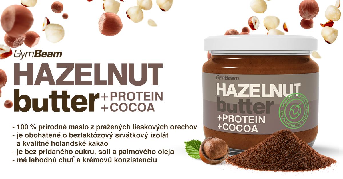 Hazelnut Spread - GymBeam