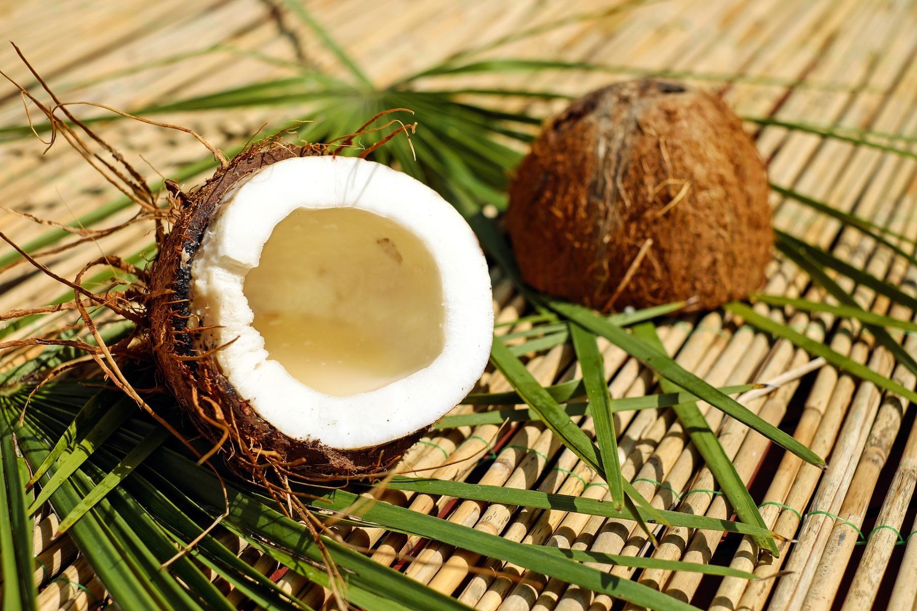 BIO panenský kokosový olej - Wolfberry