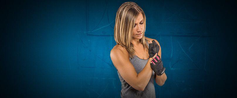 Fitness Dámské rukavice Bella - GymBeam