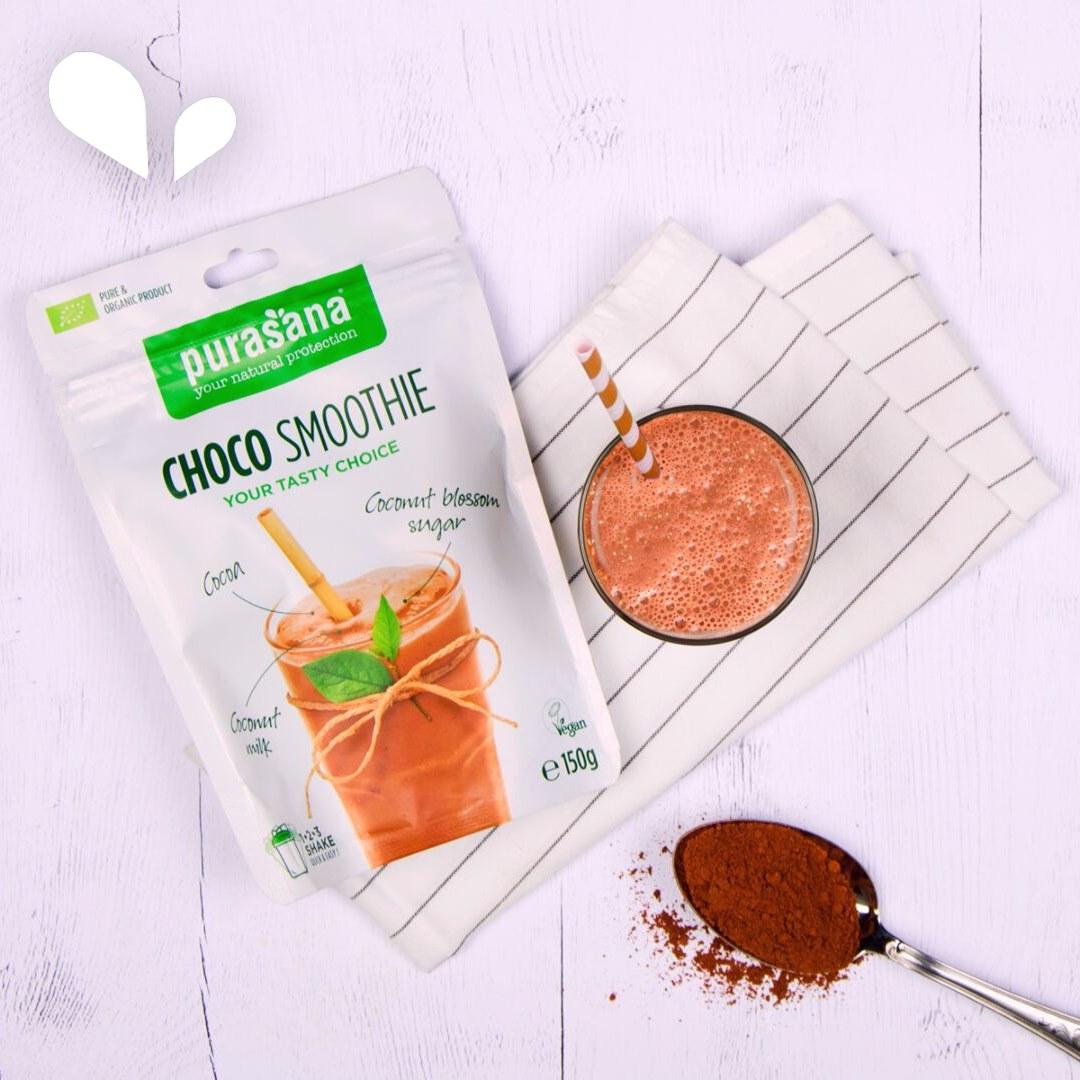 BIO Choco Smoothie - Purasana