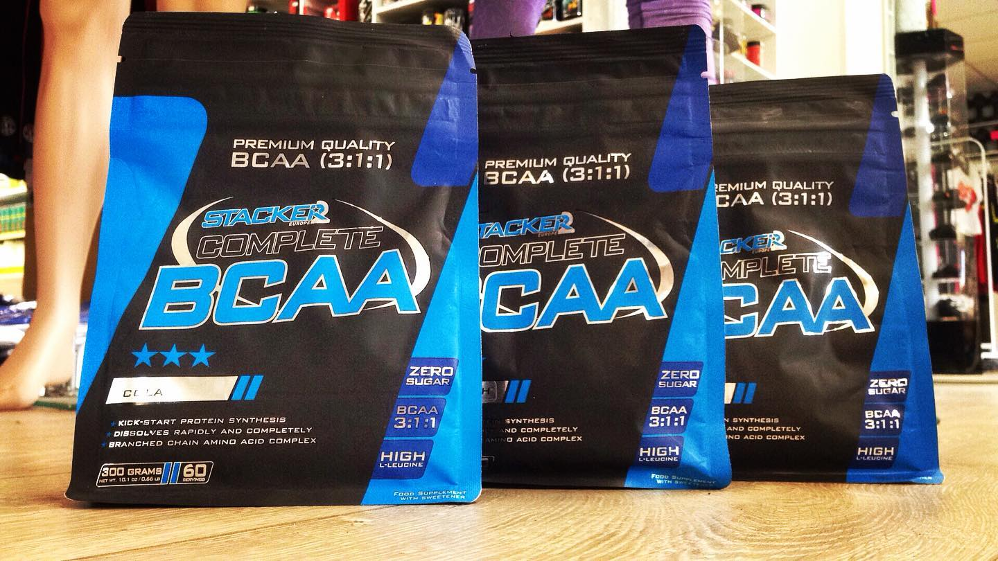 Complete BCAA - Stacker2