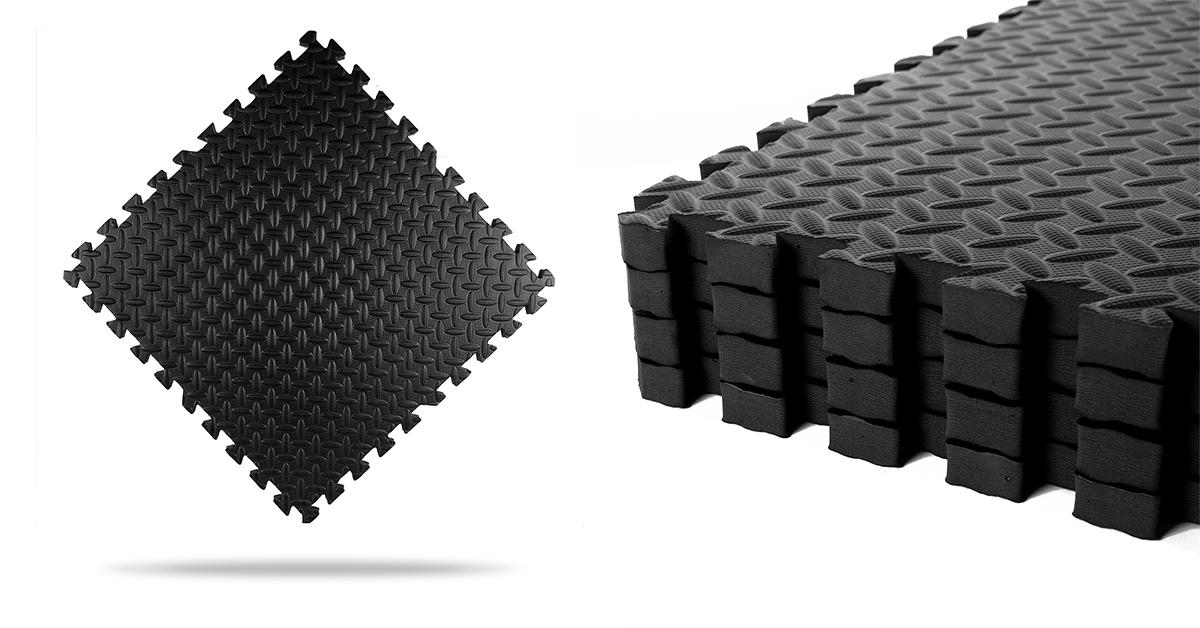 Podložka na cvičenie Puzzle Mat II - GymBeam